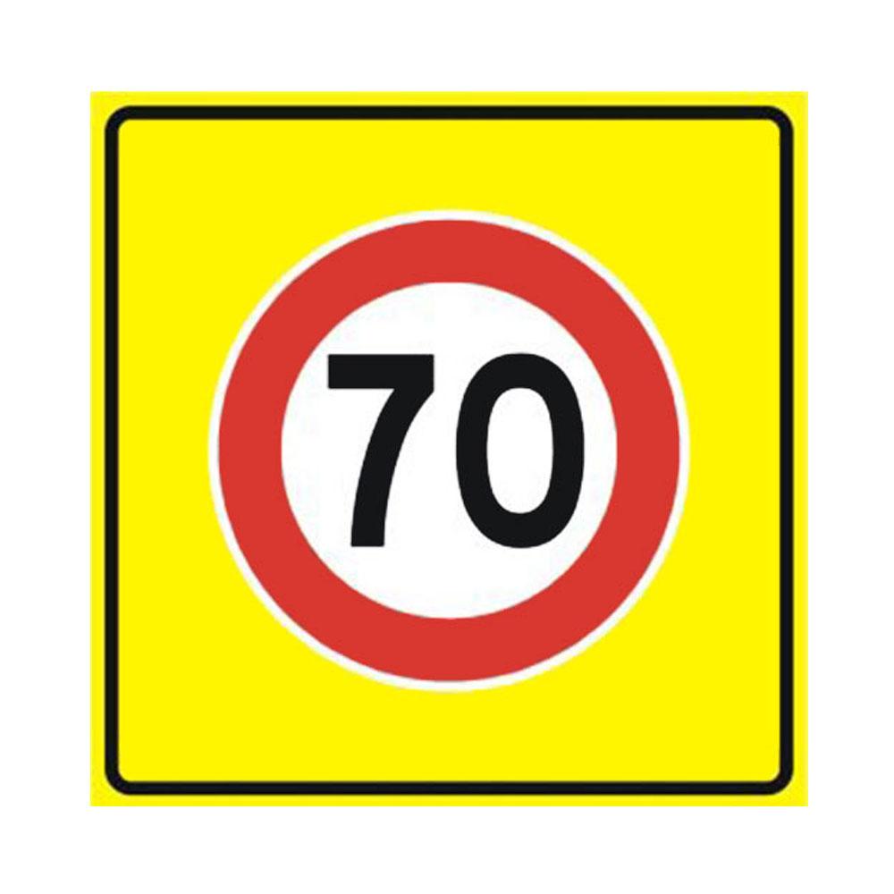 AZAMİ HIZ 70 KM